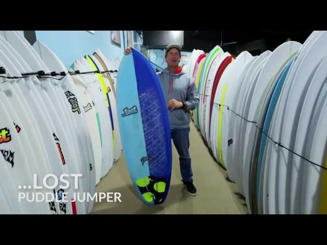 ...Lost Puddle Jumper Surfboard Review