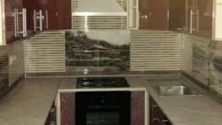 Кухня фото  № 29 фасад постформинг цвет красная. от компании Фаберме - видео 2
