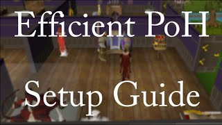 Efficient PoH Setup Guide | Oldschool RS