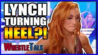 Becky Lynch TURNING HEEL?! | WWE Smackdown Live Review Aug 7 2018 Review