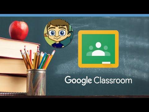 The NEW Google Classroom - Full Tutorial - YouTube