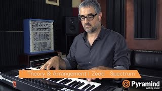 Theory & Arrangement Breakdown   Zedd - Spectrum