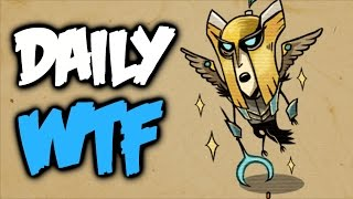 Dota 2 Daily WTF - Skywrath fried chicken