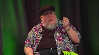 "George RR Martin: ""The Red Wedding Was The Hardest Thing I Ever Wrote"""