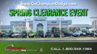 Champion Dodge Downey >> Champion Dodge, Chrysler, Jeep, RAM New & PreOwned vehicles.