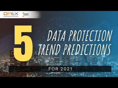 DPEX Network Webinar: Five Data Protection Trend Predictions for ...