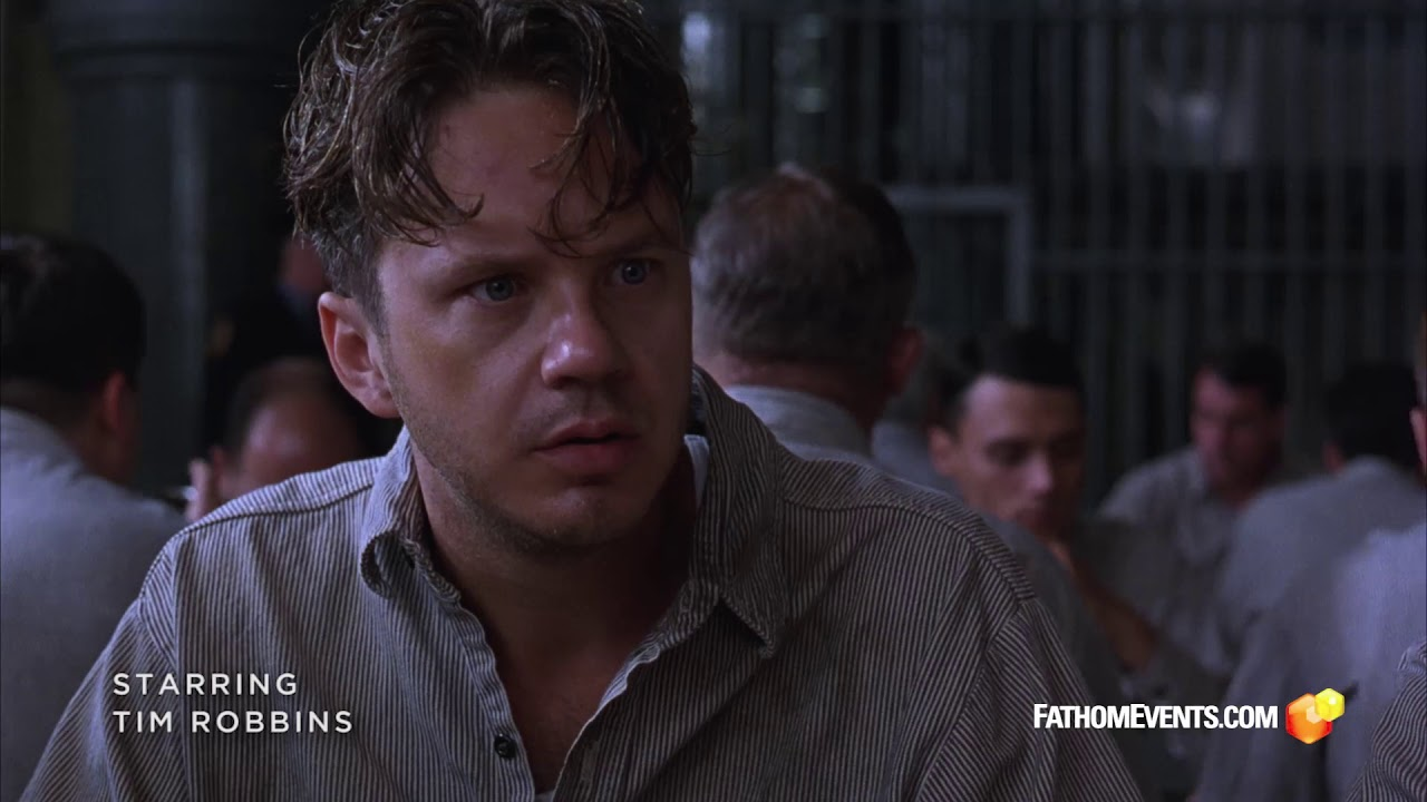 The Shawshank Redemption 25th Anniversary