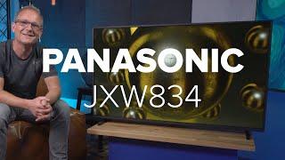 Panasonic JXW834 im Test: Der erste Android-TV von Panasonic | deutsch