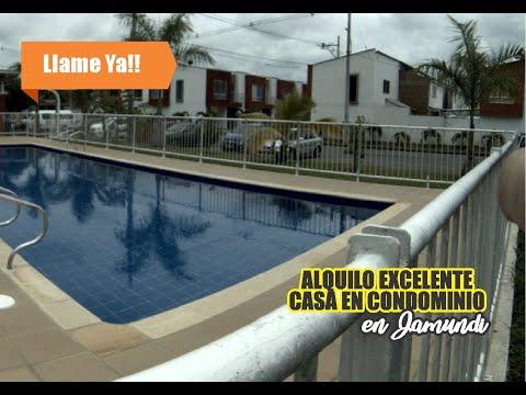 Casas, Alquiler, Jamundí - $850.000