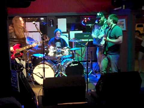 Willis by MUD TEA Live in Charleston 3-29-13