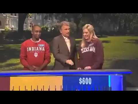 Meanwhile on the Wheel of Fortune...how to lose a million dollars and a car