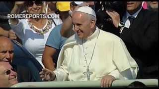 """Papa Francisco en Lampedusa: """"¿Dónde está tu hermano?"""""""