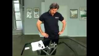 Windshield Repair Kit Training from Ultra Bond founder Richard Campfield