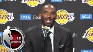 Kobe says he would pick No. 24 over No. 8 -- but barely | ESPN