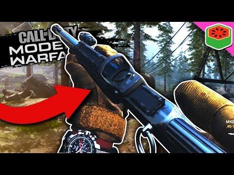 The most fun weapon in Call of Duty: Modern Warfare