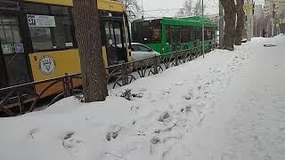 ДТП Екатеринбург Амундсена 1