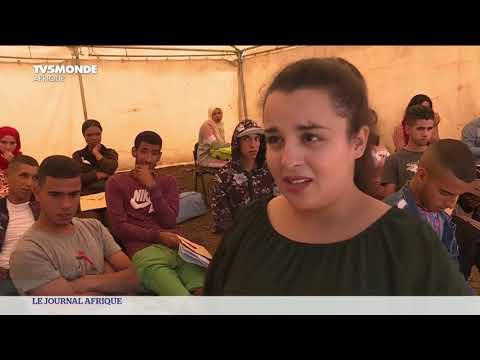 Au Maroc, le service militaire attire les jeunes Au Maroc, le service militaire attire les jeunes