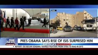 Fox Pre-Blames OBama For Any ISIS Terror Attack Under Trump