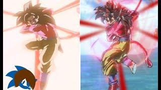 Recreating Anime Moments In Dragon Ball Xenoverse 2 (Dragon Ball GT) - Part 4 - Johnic