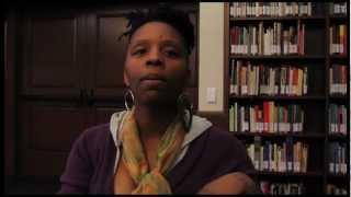 Patrisse Cullors at iMAP Visiting Artist Lecture Series