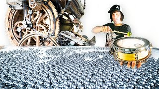 Playing 20000 Marbles - Marble Machine X #147