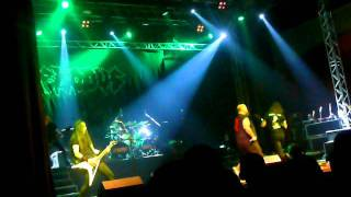 Exodus - Chemi-Kill Live In Oberhausen 2011