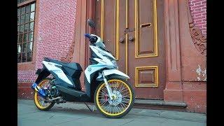 Modifikasi Motor Beat 2018 Warna Putih 免费在线视频最佳电影电视