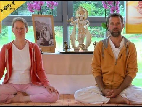 Yoga Therapie Ausbildung bei Yoga - Vidya