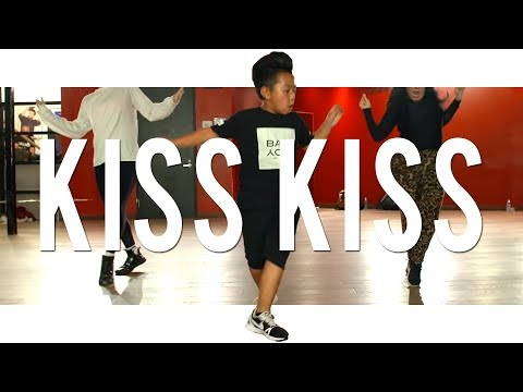 Chris Brown - Kiss Kiss | Choreography With Amy Allen