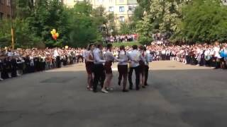 "Копия видео ""Последний звонок 11 класс ОШ 119"""