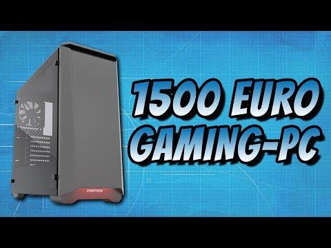 Gaming-PC für 1500 Euro selbst bauen & gewinnen - 2017
