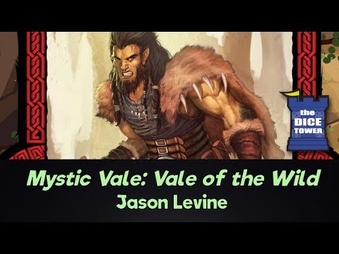 Mystic Vale: Vale of the Wild Review - with Jason Levine