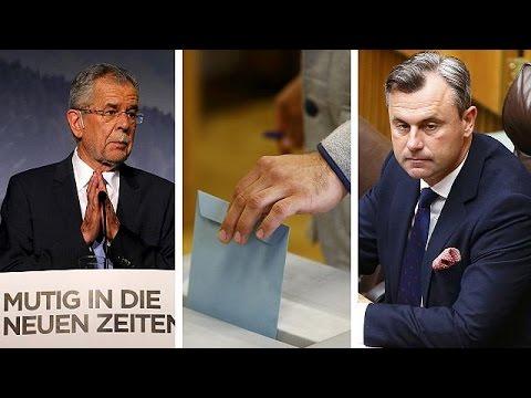 Αυστρία: Στις κάλπες για την εκλογή νέου προέδρου