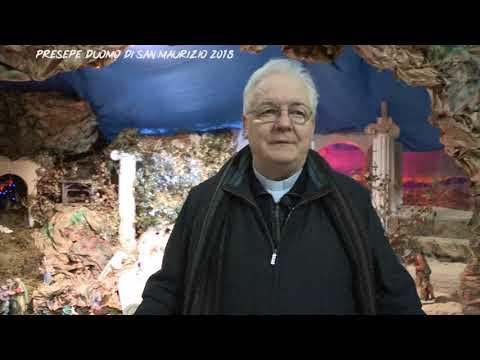 IL PRESEPE DELLA CONCATTEDRALE DI SAN MAURIZIO 2018 - IMPERIA