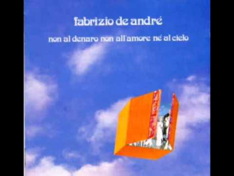, title : 'Fabrizio De André - Un Chimico'