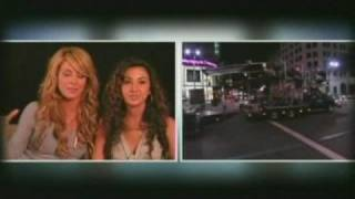 Danity Kane - Show Stopper (Making The Video) Part 2
