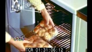 1950s Kitchen Montage