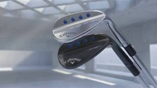 JAWS MD5 Tour Grey Wedge w/ DG 115 Tour Steel Shafts-video