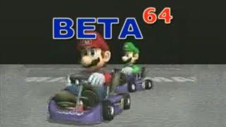 Beta64 - Mario Kart: Double Dash