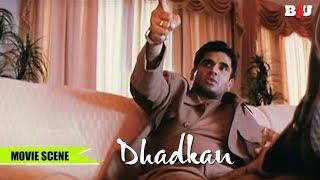 Dev Humiliate Anjali's Father | Dhadkan | Suniel Shetty, Shilpa Shetty, Akshay Kumar | Full HD