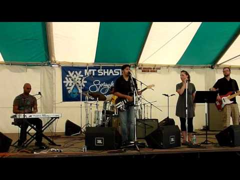 LIVE Andres Acuna & the Vatos at the Shasta County District Fair 2011'