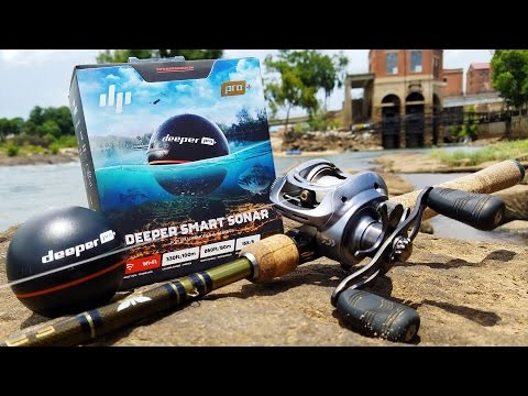 The Deeper Pro+ Fish Finder! – Wireless Smart Sonar (Product Review)
