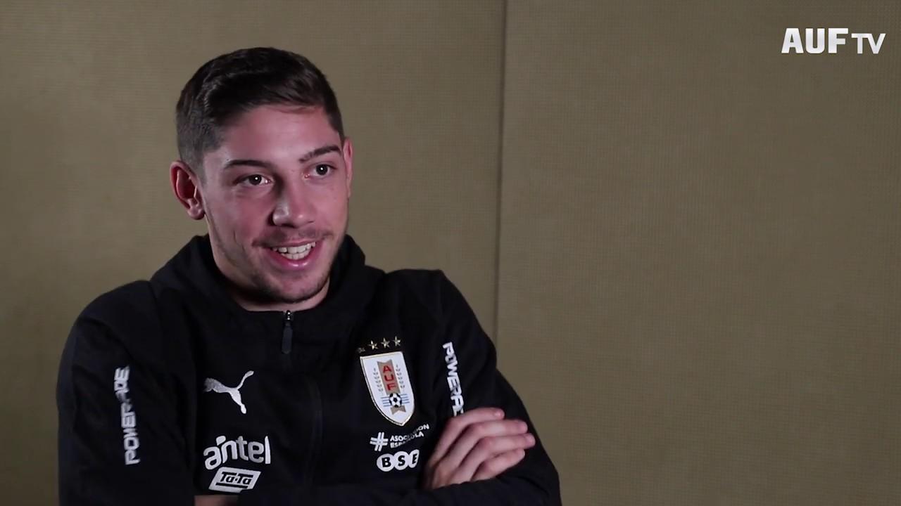 Entrevista a Federico Valverde (Noviembre 2019)