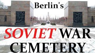 Soviet War Cemetery and Memorial Berlin Schönholz | FPV