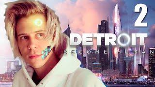EMPEZANDO A SENTIR   Detroit Become Human #2