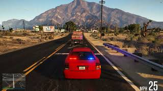 Volunteer activation GTA 5 - Pager and Fire House Siren
