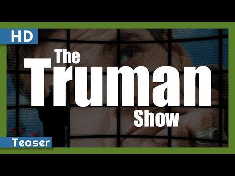 Video trailer för The Truman Show (1998) Teaser