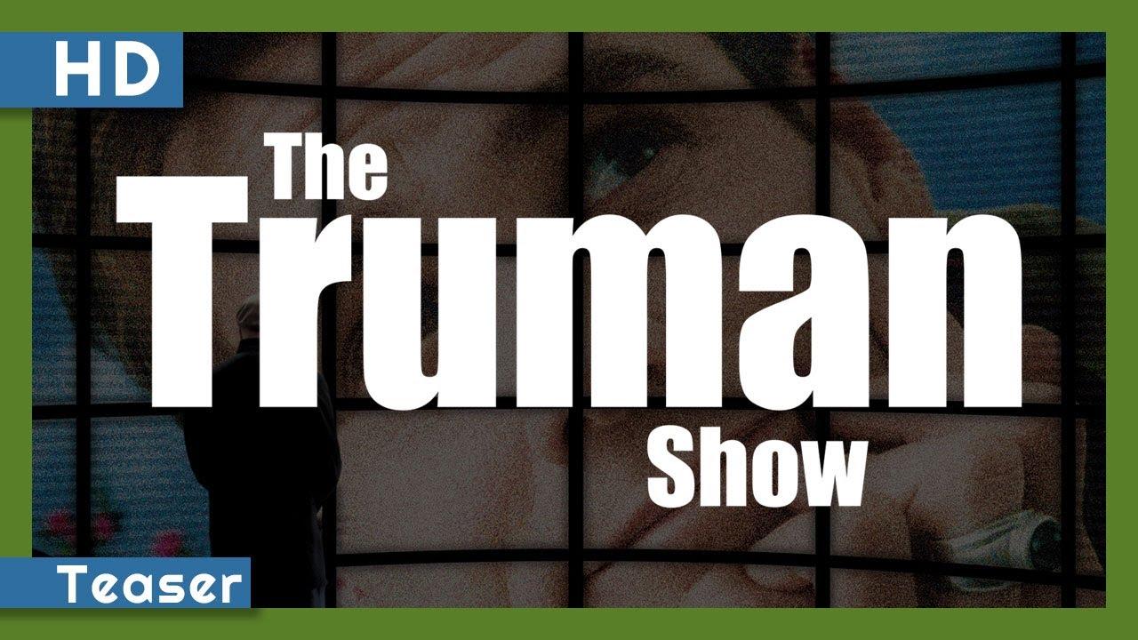 Trailer för Truman Show