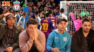 Barcelona 3 Liverpool 0 | Semi Final - IDA | Champions League 2019 Video Reacción
