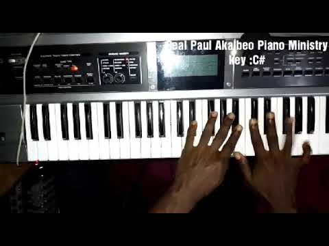 I have decided to follow Jesus -Piano gospel chords